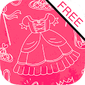 Princess Coloring Book FREE HD