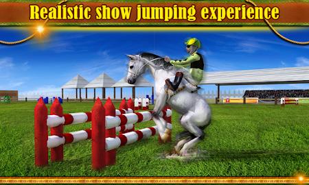 Horse Show Jump Simulator 3D 1.1 screenshot 40850