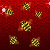 BumbleBee HoneyComb GO Theme