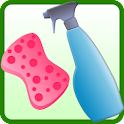 cleaning games icon