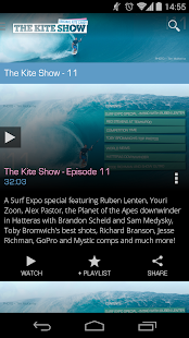 The Kite Show - kitesurfing TV - screenshot thumbnail