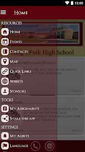 King's Fork High School- screenshot thumbnail