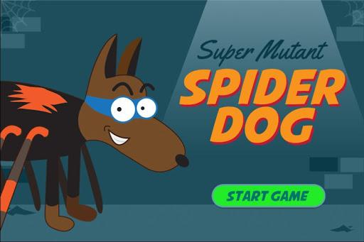 Super Mutant Spider Dog