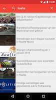 Screenshot of Regio Salland