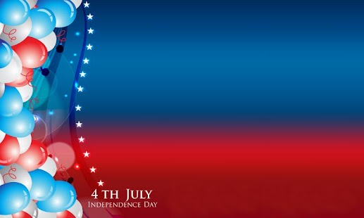4TH JULY LIVE WALLPAPER PRO - screenshot thumbnail