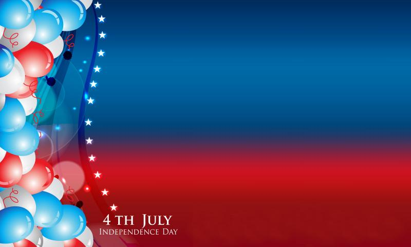 4TH JULY LIVE WALLPAPER PRO - screenshot