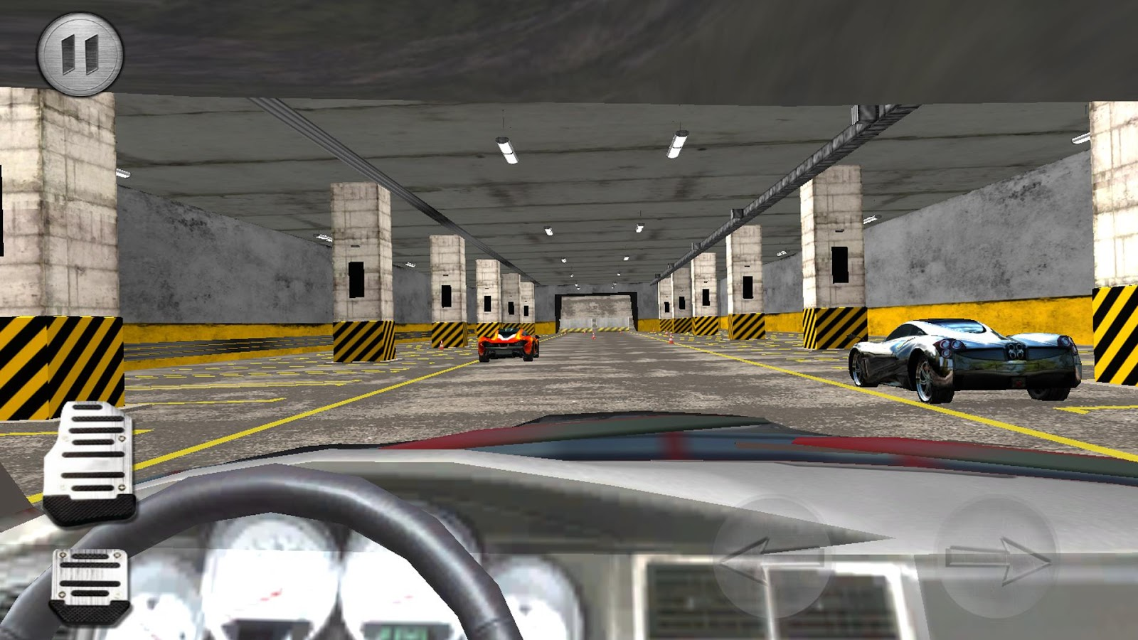 Parking Simulator 3d