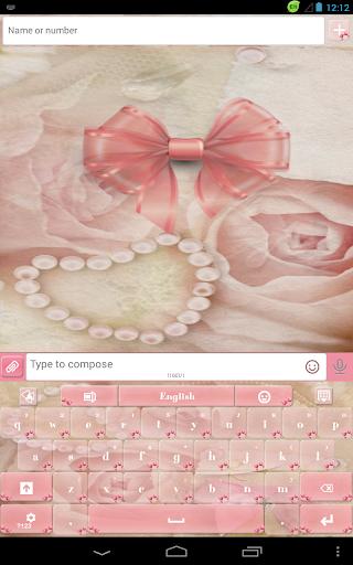 玩免費娛樂APP|下載GO输入法漂亮的蝴蝶结 app不用錢|硬是要APP