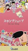 Screenshot of Sticker Shop for LINE Facebook