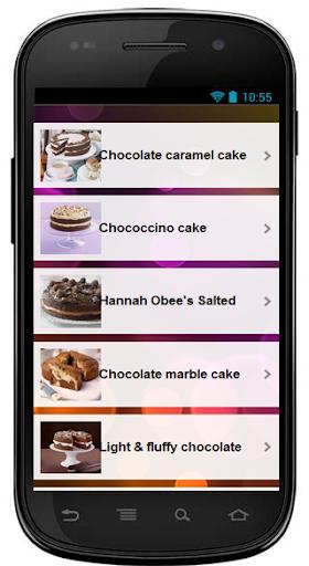 Make Chocolate Cake recipes