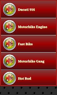 摩托車的聲音和鈴聲