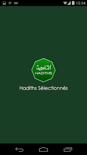 Hadiths Sélectionnés Français
