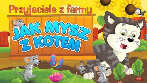Bajka Kot Mysz Farma Lektor