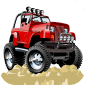 4x4 Racing Games: Jeep Jump+