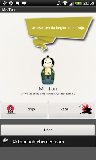 Mr. Tan - TAN-Sms Manager