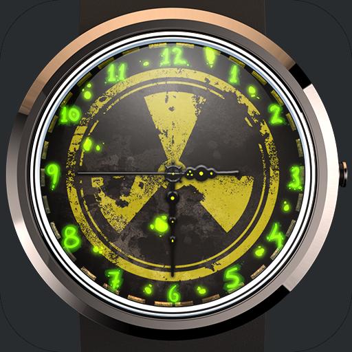 Toxic Watch Face LOGO-APP點子