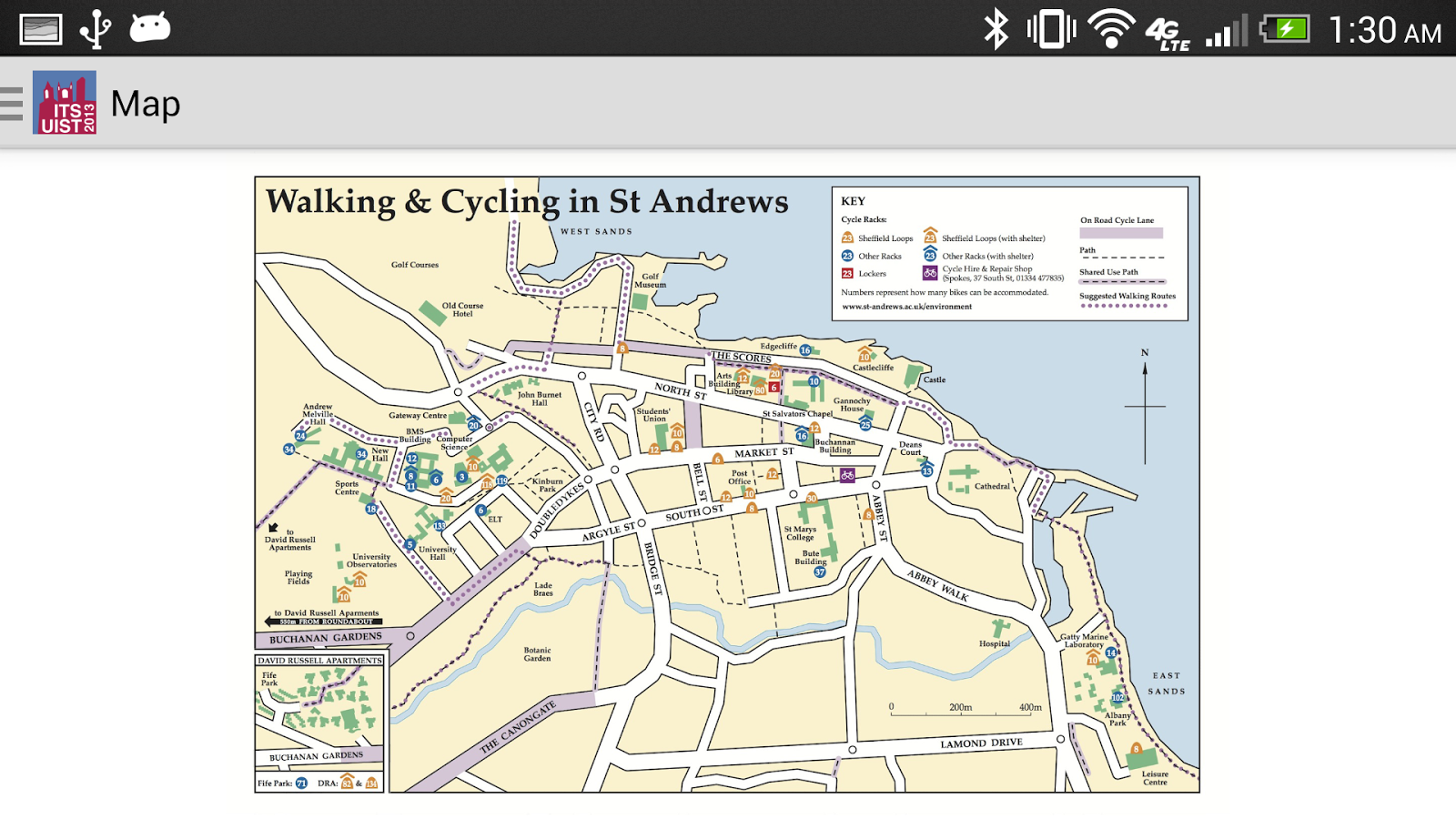 ITS and UIST 2013 - screenshot