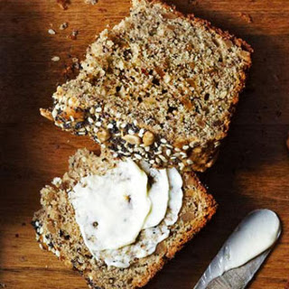 Whole Grain Sunflower Bread