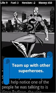 Superhero's Choice Volume 1- screenshot thumbnail