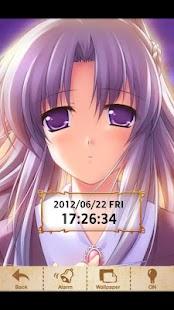 おしキャラ!Canvas~鷺ノ宮 紗綾~- screenshot thumbnail