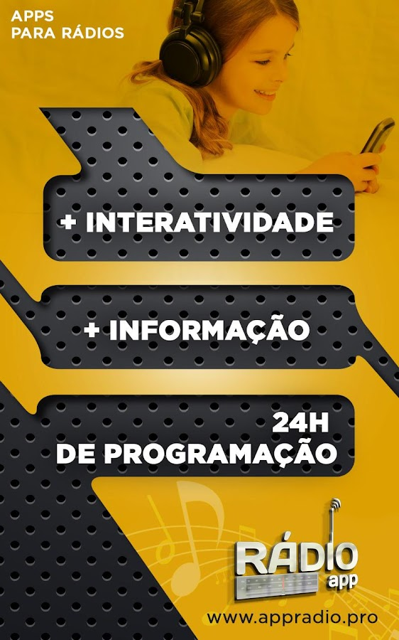Rádio Voz FM- screenshot