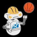 Purdue Football & Basketball logo