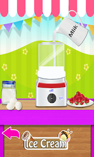 Game Ice Cream Maker Cooking Games APK for Windows Phone
