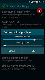 Auto Speaker - screenshot thumbnail