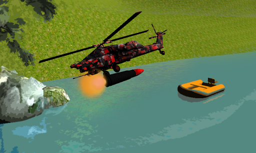 Army Helicopter 3D Simulator
