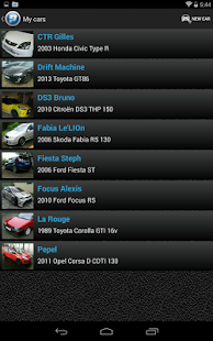 PerfExpert - Car Onboard Dyno- screenshot thumbnail