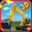 Heavy Excavator Simulator icon