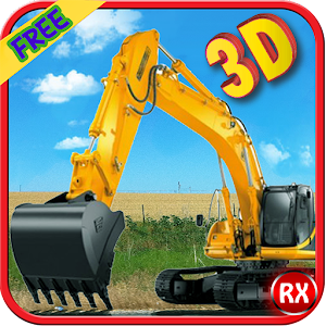 Heavy Excavator Simulator for PC and MAC