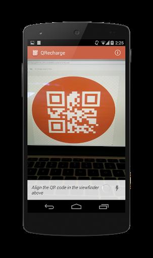 Quick QR code scanner