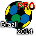 Widget Brazil 2014 Pro icon