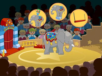 LEGO® DUPLO® Circus: miniatura de captura de pantalla