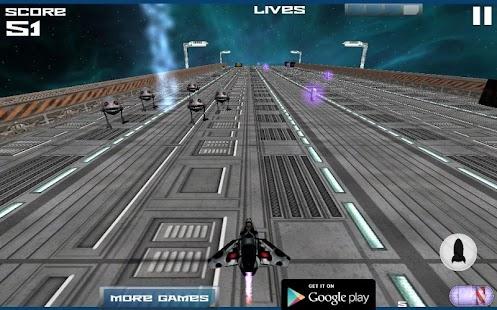 3D Space Racer 賽車遊戲 App-愛順發玩APP
