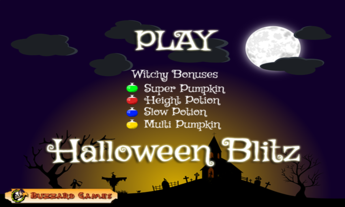 Halloween Blitz- screenshot