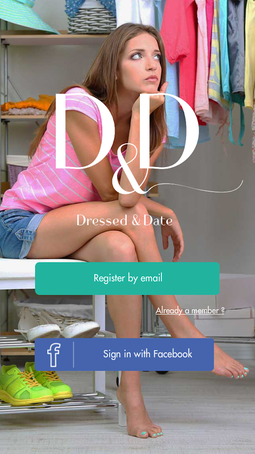 Dressed and Date- screenshot
