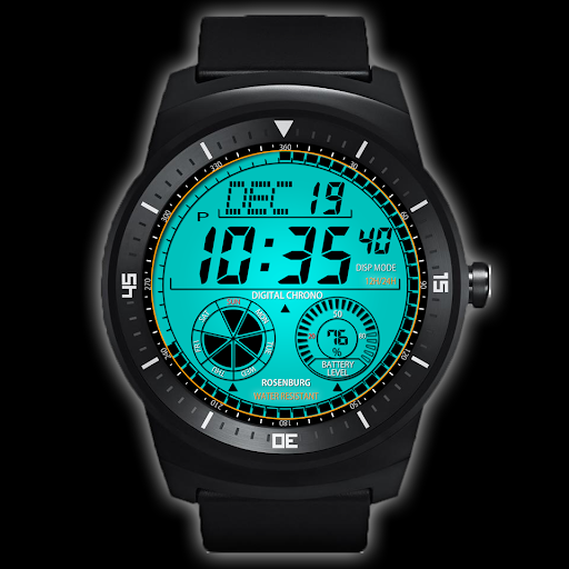 A43WatchFace for HUAWEI Urbane