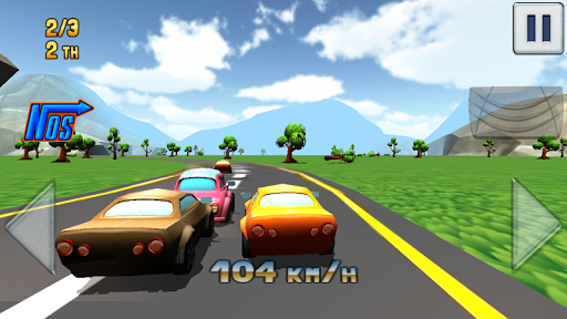 Real Race 3D