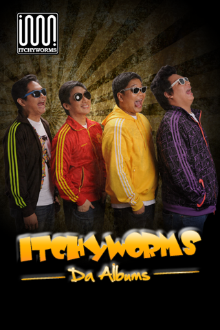 Itchyworms - screenshot