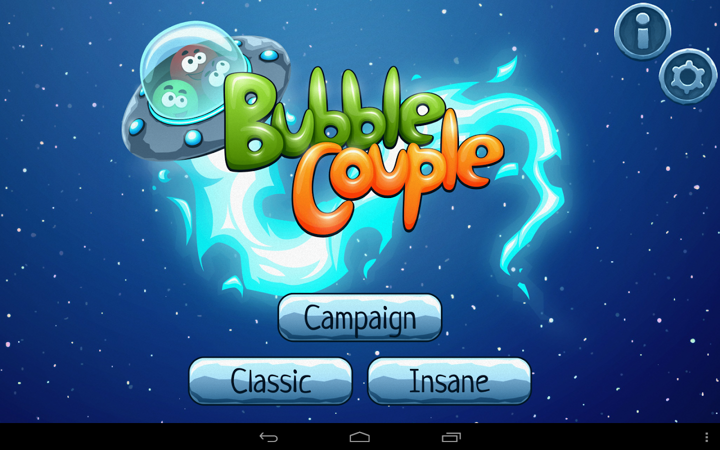 Bubble Couple- screenshot