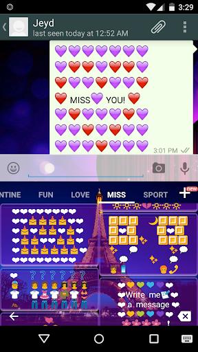 Miss Emoji Art For whatsapp