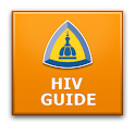 Johns Hopkins HIV Guide logo