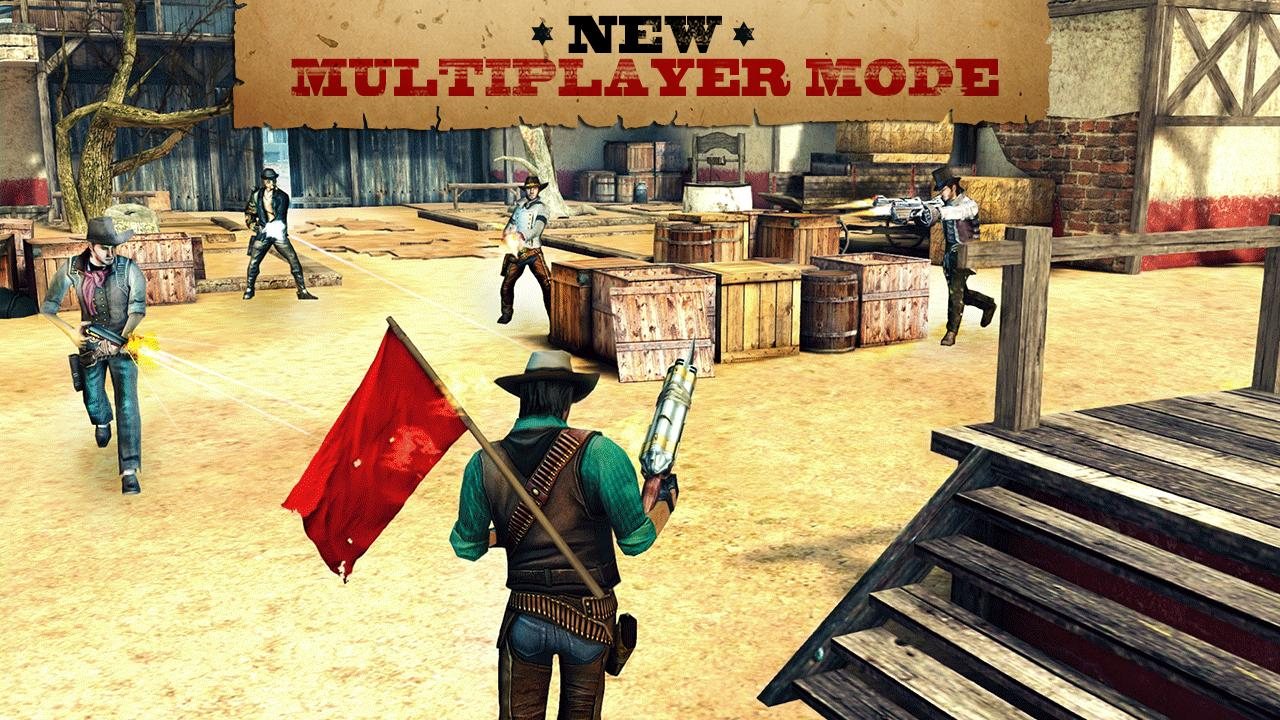 Six-Guns - screenshot