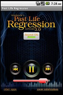 Past Life Regression Hypnosis- screenshot thumbnail