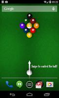 Screenshot of KF Billiards Live Wallpaper