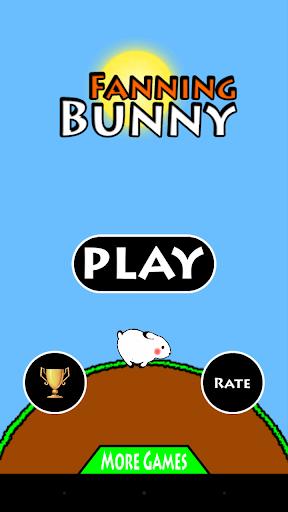 Fanning Bunny