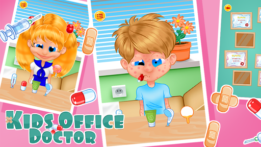 Kid Office Doctor