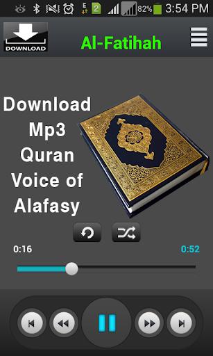 Listen Online Al-Afasy Quran